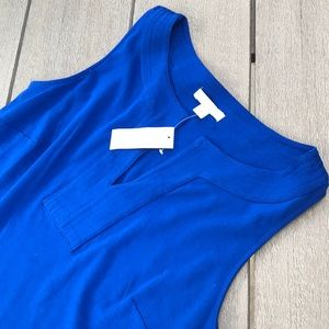 Royal Blue New York & Company Dress